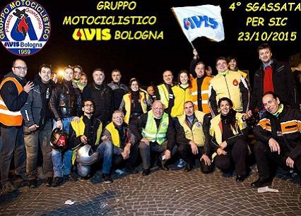 Gruppo motociclisti Avis