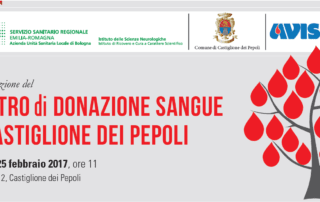 inaugurazione centro raccolta sangue di castiglione dei pepoli