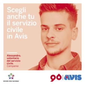 Servizio Civile Avis 2017-18