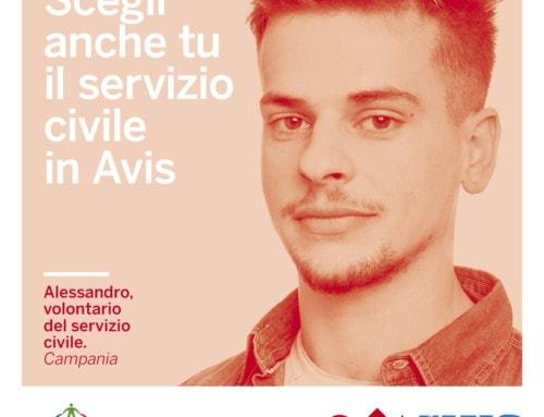 Servizio Civile in Avis Bologna: un anno che cambia la vita