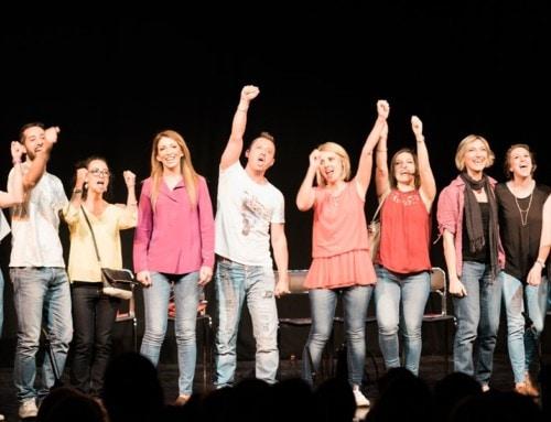 Il teatro con Scena Positiva: un' esperienza più che positiva! di Ilaria De Pera