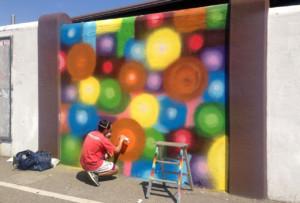 Murales...che passione! @ Casa dei Donatori di Sangue | Bologna | Emilia-Romagna | Italia