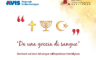 Seminario Avis Emilia Romagna da una goccia di sangue