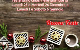 Chiusure Avis Bologna Natale 2017