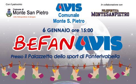 BefanAvis Monte San Pietro @ Palazzetto dello Sport di Ponterivabella | Calderino | Emilia-Romagna | Italia