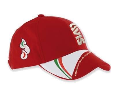 cappello ricamo Avis