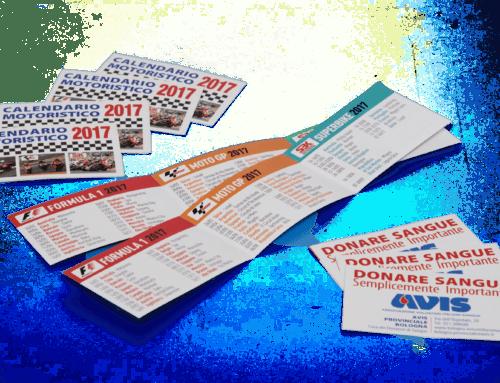 Calendarietto moto