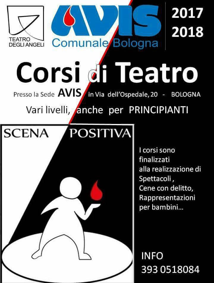 Lezione di prova gratuita Scena positiva @ Casa dei Donatori di Sangue  | Bologna | Emilia-Romagna | Italia