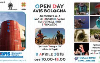 Openday Avis Bologna 8 aprile