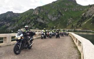 Motociclisti Avis Bologna raduno