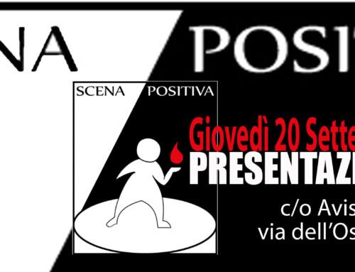 Presentazione corsi nuovo anno Scena Positiva
