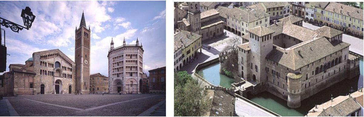 Gita Arci Avis Parma e Fontanellato @ Ritrovo a Bologna