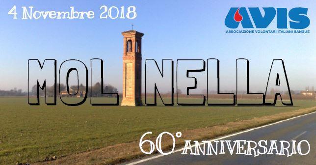 60° anniversario Avis Molinella @ via Provinciale Inferiore Molinella | Emilia-Romagna | Italia