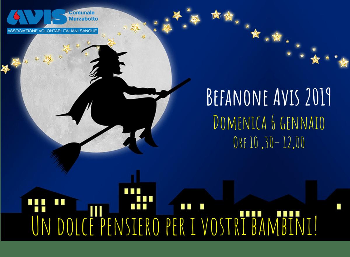Befanone 2019 Avis Marzabotto @ Comune di Marzabotto | Emilia-Romagna | Italia