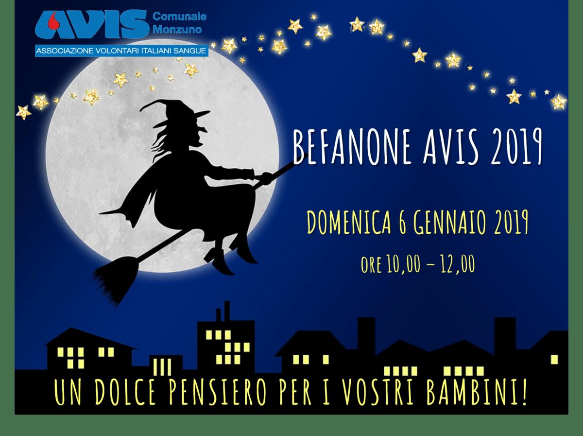Befanone 2019 Avis Monzuno @ Sala Pubblica Assistenza Città di Vado | Vado | Emilia-Romagna | Italia