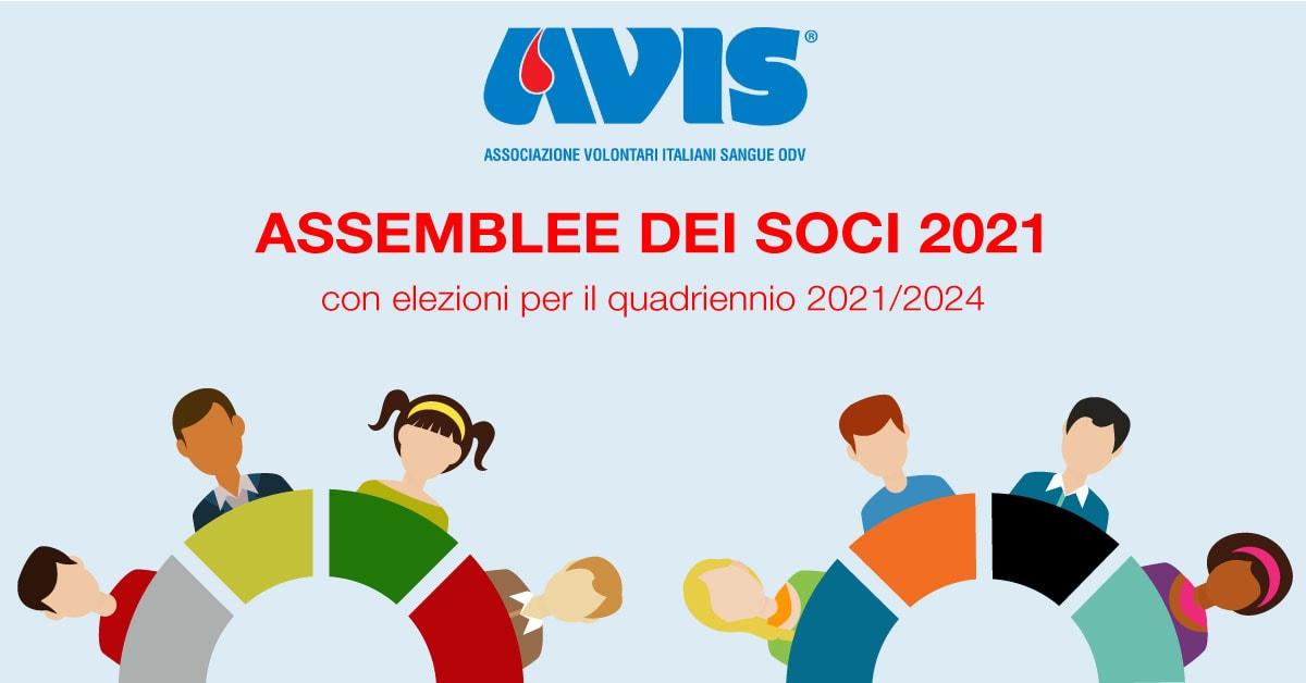 Assemblea 2021 Marzabotto @ Sede Avis | Marzabotto | Emilia-Romagna | Italia