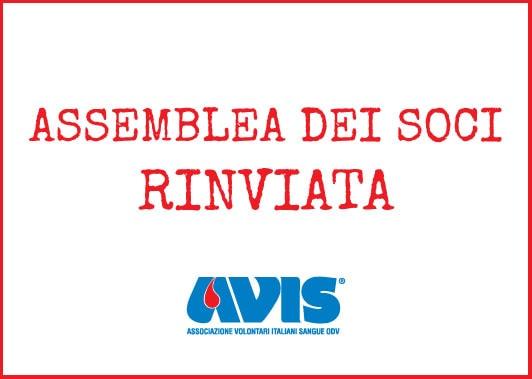 RINVIATA Assemblea 2020 Castel Guelfo @ Sede Avis | Castel Guelfo di Bologna | Emilia-Romagna | Italia