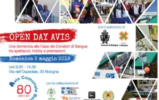 Open Day Avis Bologna 2019