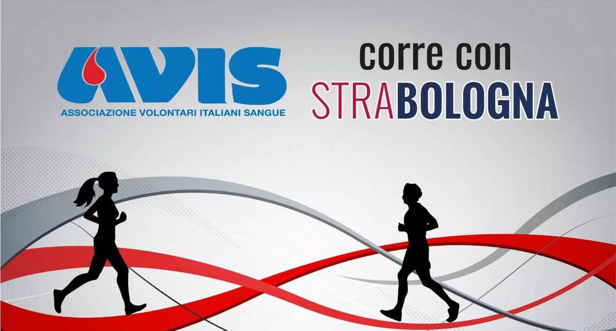 Avis corre con la Strabologna @ Piazza Maggiore Bologna