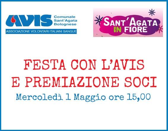 Festa con l'Avis in occasione di Sant'Agata in Fiore @ Piazza dei Martiri Sant'Agata