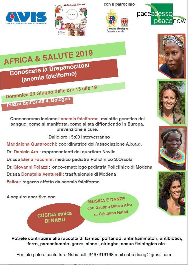 Africa e Salute Avis