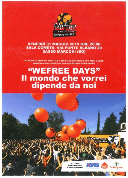 Wefree-Days-Sasso-Marconi-Avis-Scuole