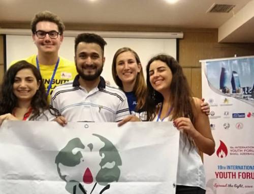 Simon Baraldi nuovo Segretario per i giovani della Fiods