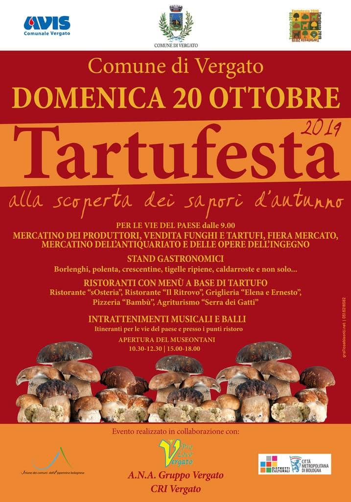 Tartufesta 2019 @ per le strade del paese | Vergato | Emilia-Romagna | Italia