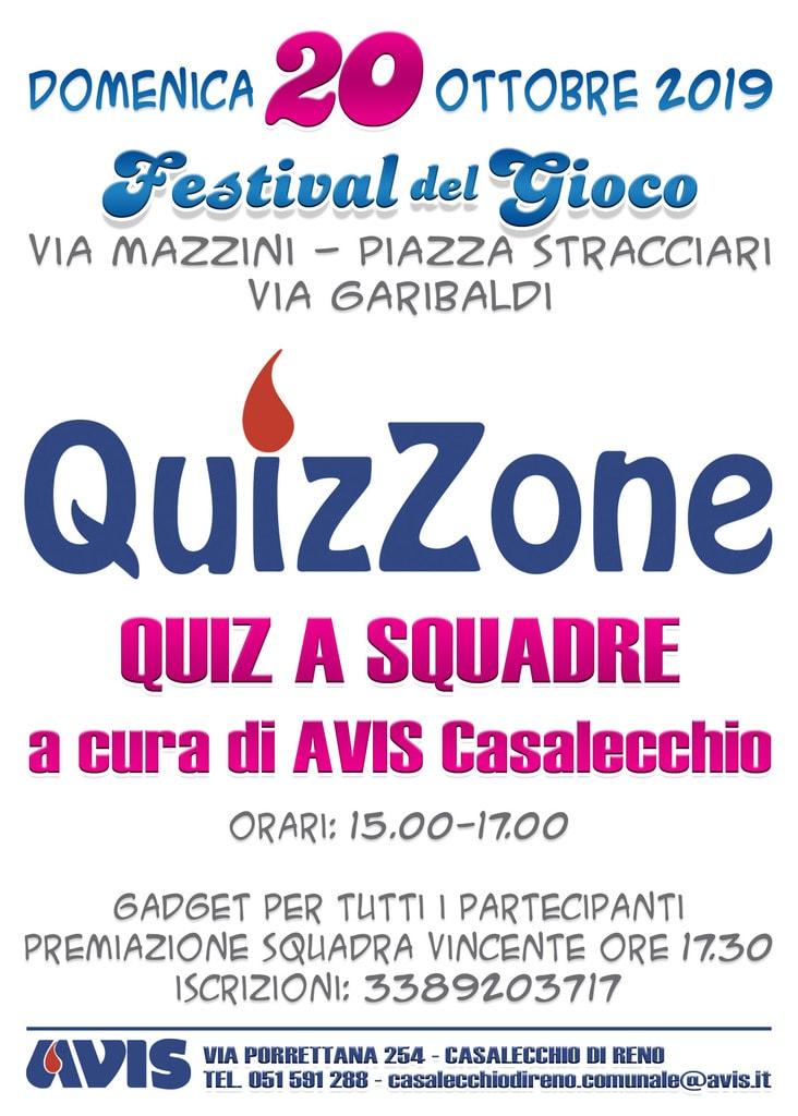 Festival del Gioco Avis Casalecchio @ Piazza Stracciari, Via Mazzini, Via Garibaldi | Casalecchio di Reno | Emilia-Romagna | Italia