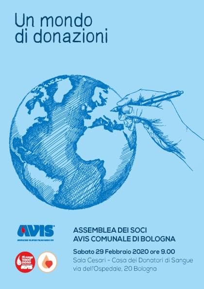 Assemblea 2020 Bologna @ Sala Convegni Cesare Cesari - Casa dei Donatori   Bologna   Emilia-Romagna   Italia