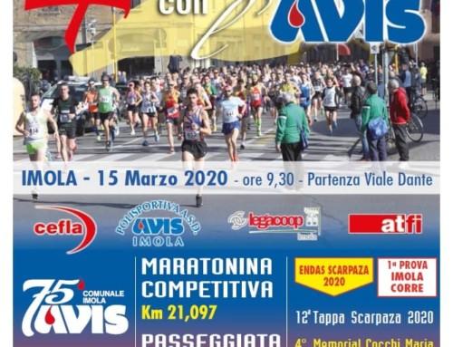 46ª Corri con l'Avis