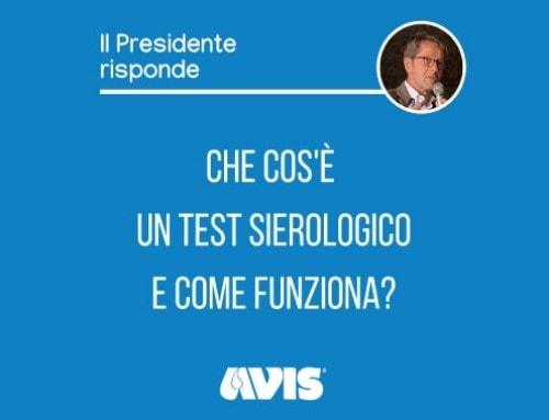 Covid-19, test sierologici e nuove sperimentazioni