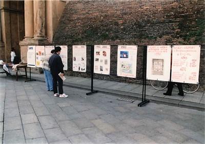 Mostra Avis Piazza Maggiore 1995
