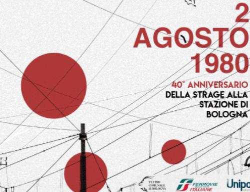 Avis partecipa alla 40° commemorazione della strage alla Stazione di Bologna