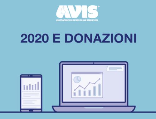 2020 e Donazioni: i dati che danno speranza per il nuovo anno