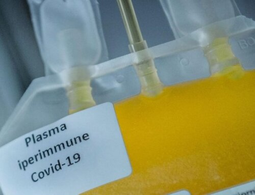 Test sierologo sui donatori e plasma iperimmune